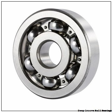 75 mm x 95 mm x 10 mm  ZEN 61815 deep groove ball bearings