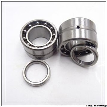 60 mm x 150 mm x 17,5 mm  INA ZARF60150-TV complex bearings