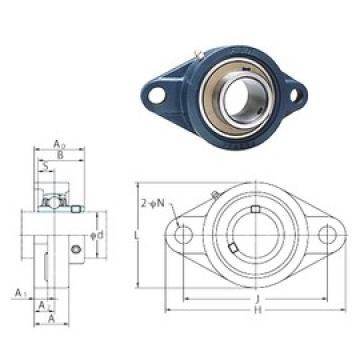 FYH UCFL312 bearing units