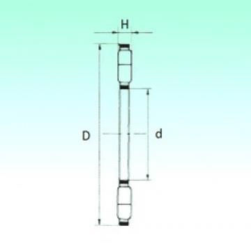 NBS K89436-M thrust roller bearings