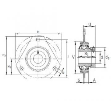 INA RRTR30 bearing units