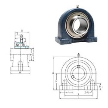 FYH UCPA209-28 bearing units