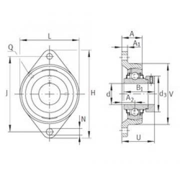 INA RCJT1-3/16 bearing units