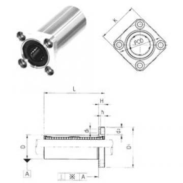 Samick LMEK30L linear bearings