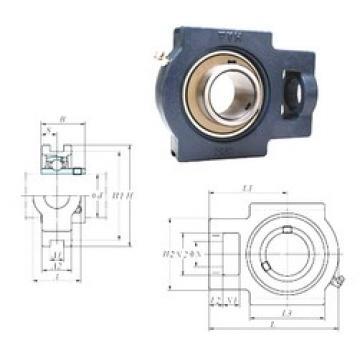 FYH UCTX15-47 bearing units