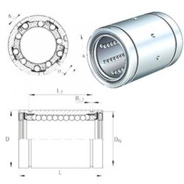 INA KBS40-PP-AS linear bearings