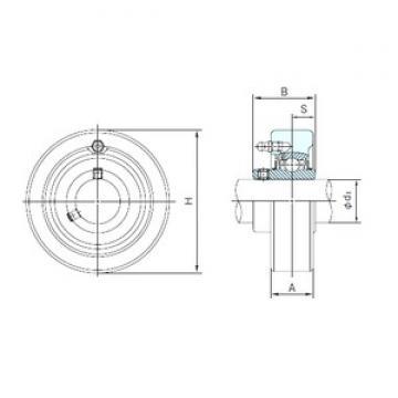NACHI UCC306 bearing units