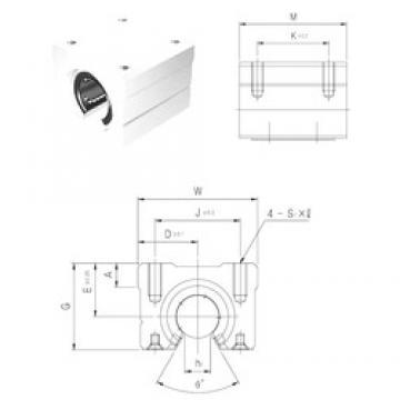 Samick SBR16UU linear bearings
