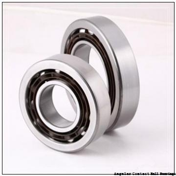 38 mm x 71 mm x 39 mm  NSK 38BWD22 angular contact ball bearings