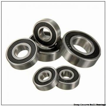 12 mm x 32 mm x 10 mm  NACHI 6201NR deep groove ball bearings