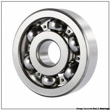 AST 606HZZ deep groove ball bearings
