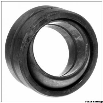 65 mm x 100 mm x 23 mm  Enduro GE 65 SX plain bearings
