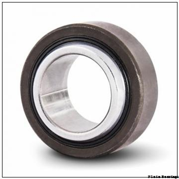 30 mm x 50 mm x 27 mm  FBJ GE30XS/K plain bearings