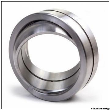 125 mm x 180 mm x 125 mm  ISB GEEW 125 ES plain bearings