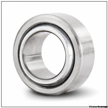 25 mm x 47 mm x 31 mm  INA GAKR 25 PB plain bearings