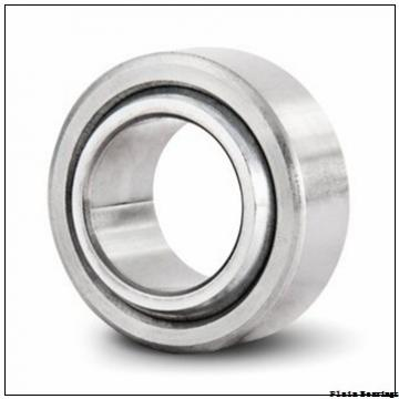 25 mm x 62 mm x 16 mm  ISO GW 025 plain bearings