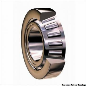 75 mm x 130 mm x 33,5 mm  Gamet 133075/133130P tapered roller bearings