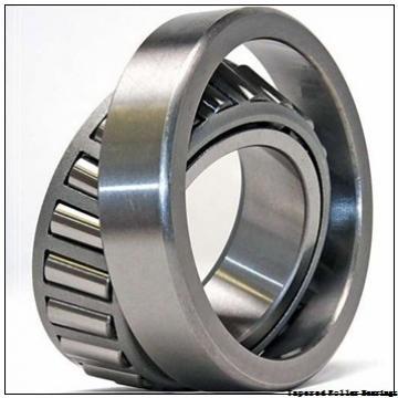 38,1 mm x 79,375 mm x 25,4 mm  FBJ 26878/26822 tapered roller bearings