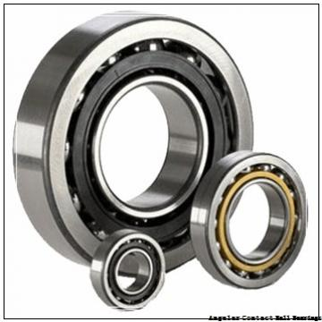 190 mm x 400 mm x 78 mm  NTN 7338DT angular contact ball bearings