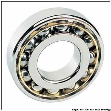 165,100 mm x 177,800 mm x 6,350 mm  NTN KXA065 angular contact ball bearings