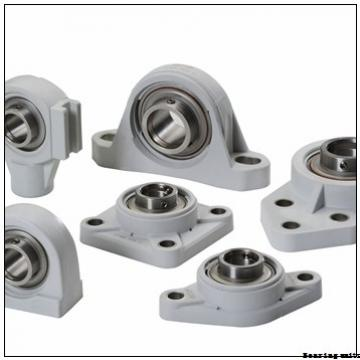 FYH NANFL208-25 bearing units
