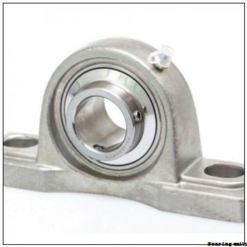 SNR EXC201 bearing units