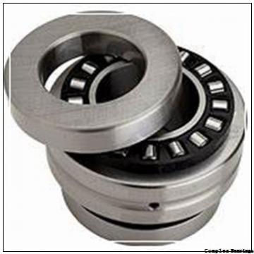 40 mm x 62 mm x 34 mm  INA NKIB5908 complex bearings