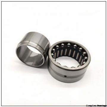 10 mm x 19 mm x 23 mm  ISO NKX 10 complex bearings