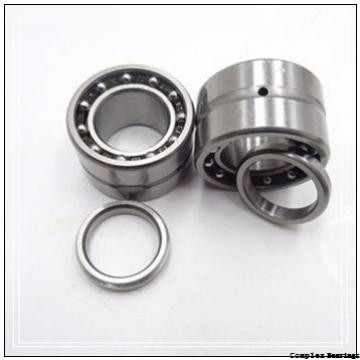 45 mm x 68 mm x 30 mm  ISO NKIA 5909 complex bearings