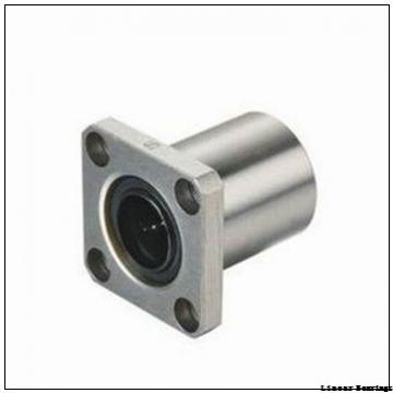 12 mm x 21 mm x 23 mm  Samick LM12UUAJ linear bearings