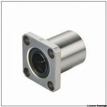 16 mm x 28 mm x 26,5 mm  Samick LM16AJ linear bearings