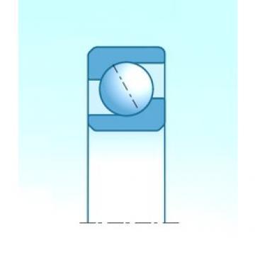 22,2 mm x 50,8 mm x 20,3 mm  RHP LJT22.2=4 angular contact ball bearings