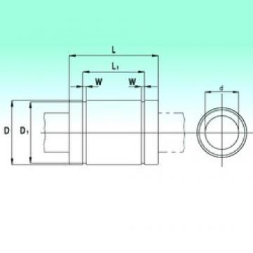 NBS KB1232-PP linear bearings