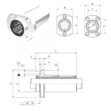 Samick LMHP30L linear bearings