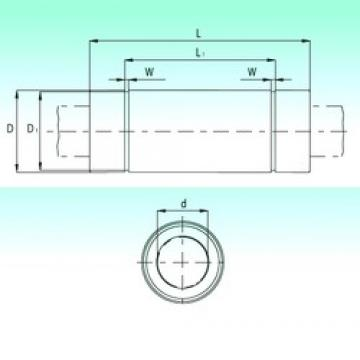 NBS KBL50192-PP linear bearings
