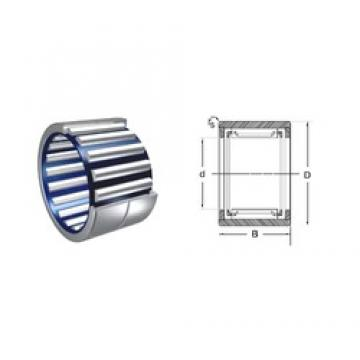 40 mm x 55 mm x 22 mm  ZEN NKS40 needle roller bearings