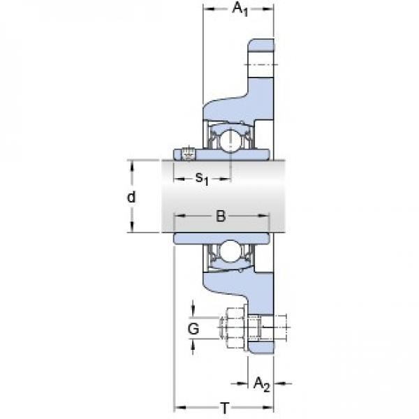 SKF FYT 1.15/16 TF/VA228 bearing units #3 image