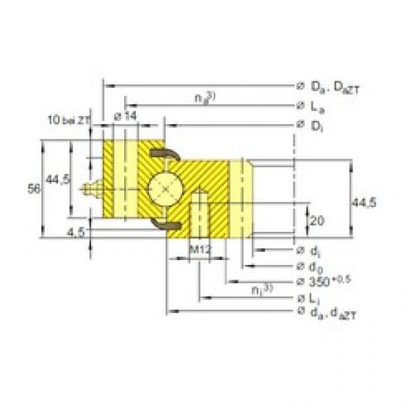 SIGMA ESI 20 0744 thrust ball bearings #1 image