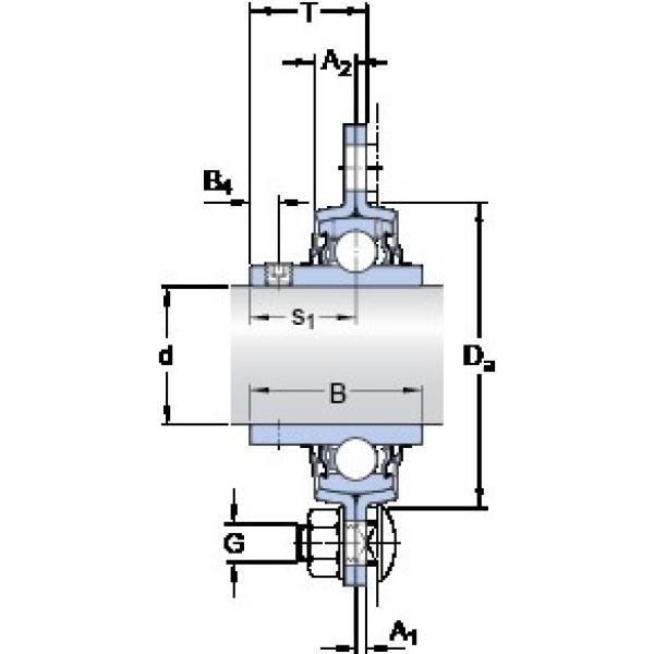 SKF PF 35 TR bearing units #3 image