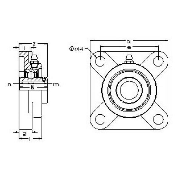 AST UCF 204-12E bearing units #3 image