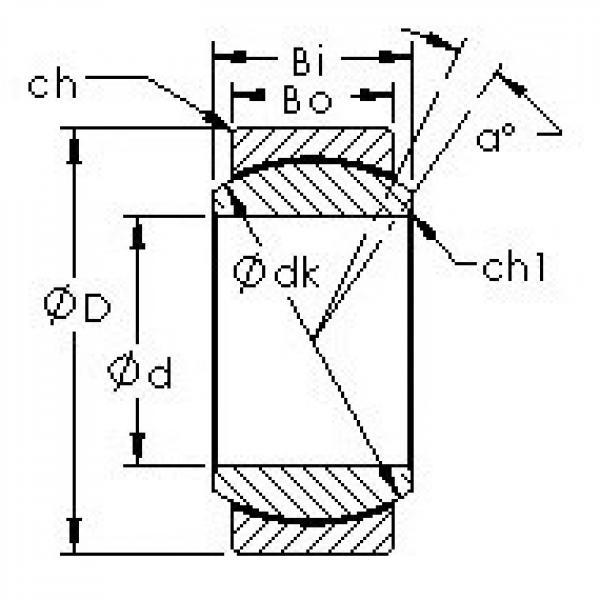 AST GE45N plain bearings #3 image