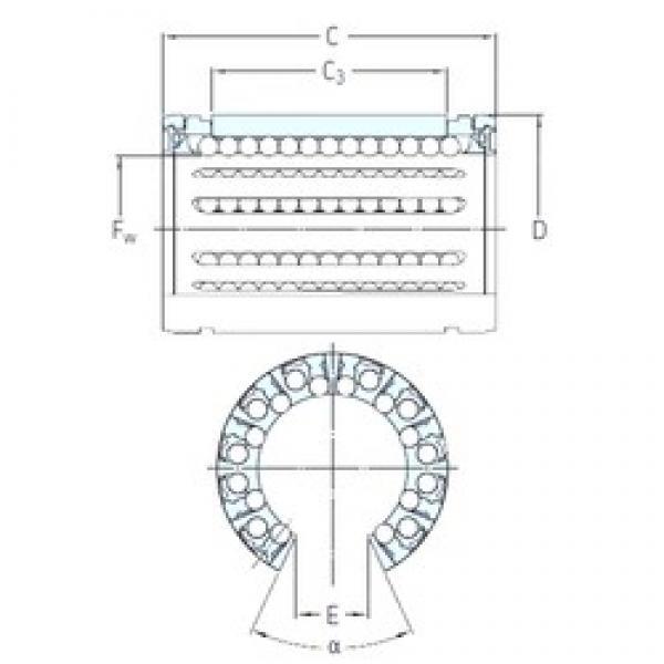 SKF LBHT 30 A linear bearings #3 image