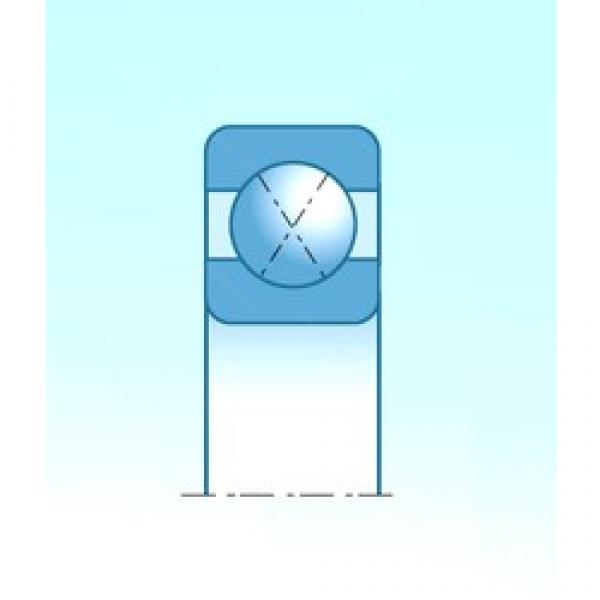 889,000 mm x 939,800 mm x 25,400 mm  NTN KXG350 angular contact ball bearings #3 image