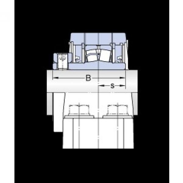 SKF FSYE 2 1/2-3 bearing units #3 image