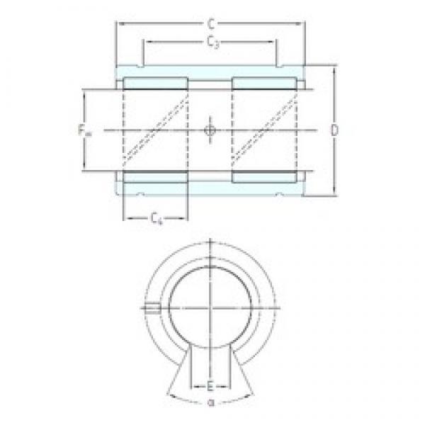 SKF LPAT 25 plain bearings #3 image