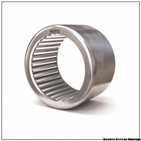 NTN NK25.5X47X22 needle roller bearings #2 image