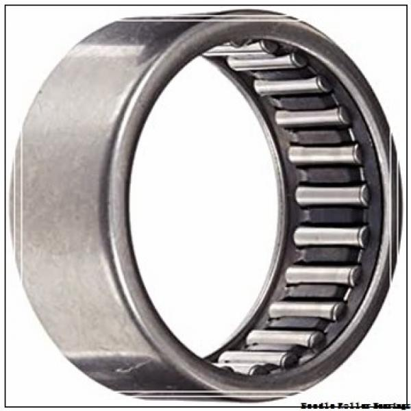 ISO K05x08x08 needle roller bearings #1 image