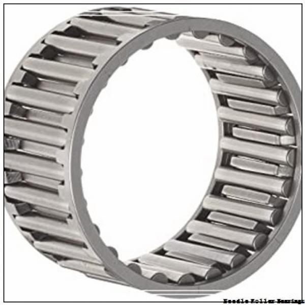 6 mm x 16 mm x 12 mm  KOYO NKJ6/12 needle roller bearings #2 image
