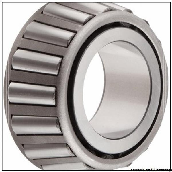 35 mm x 60 mm x 10 mm  IKO CRBH 3510 A UU thrust roller bearings #1 image