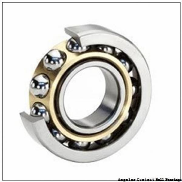 75 mm x 160 mm x 68.3 mm  KOYO 5315ZZ angular contact ball bearings #1 image